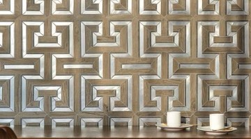 mazed beige porcelain tile