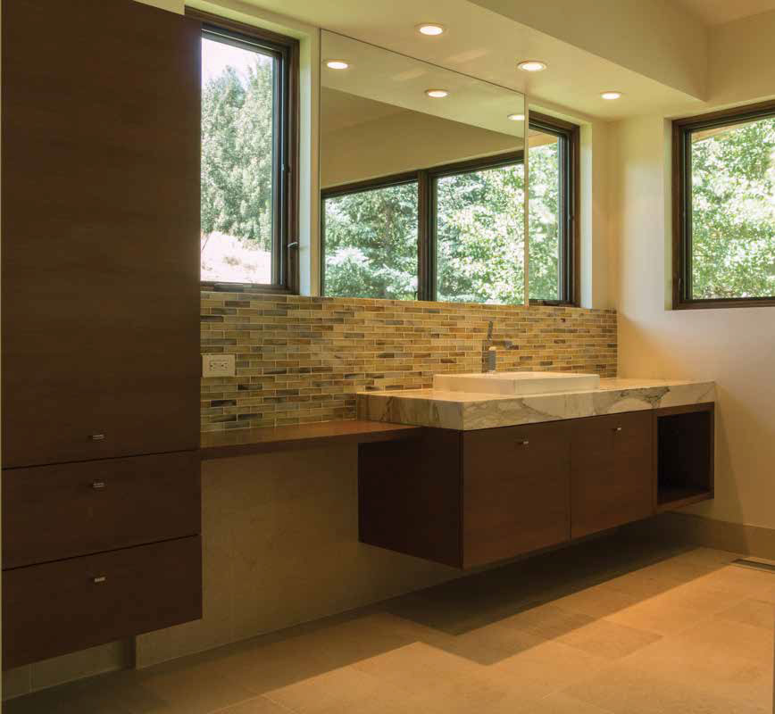 CABINET COUTURE | Western Home Journal – Luxury Mountain Home Resource