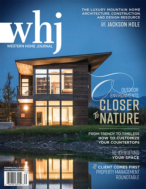 Magazines | Western Home Journal – Luxury Mountain Home Resource