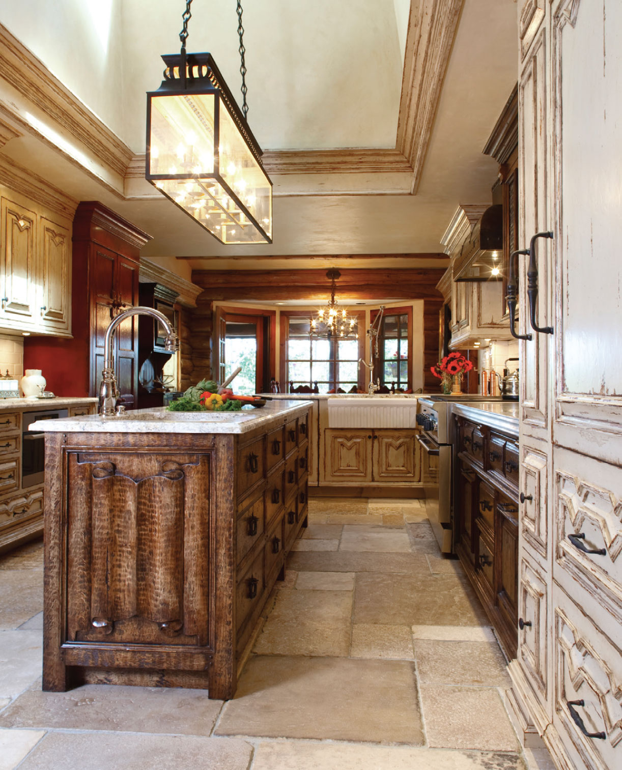 Cabinet Couture Western Home Journal Luxury Mountain Home Resource