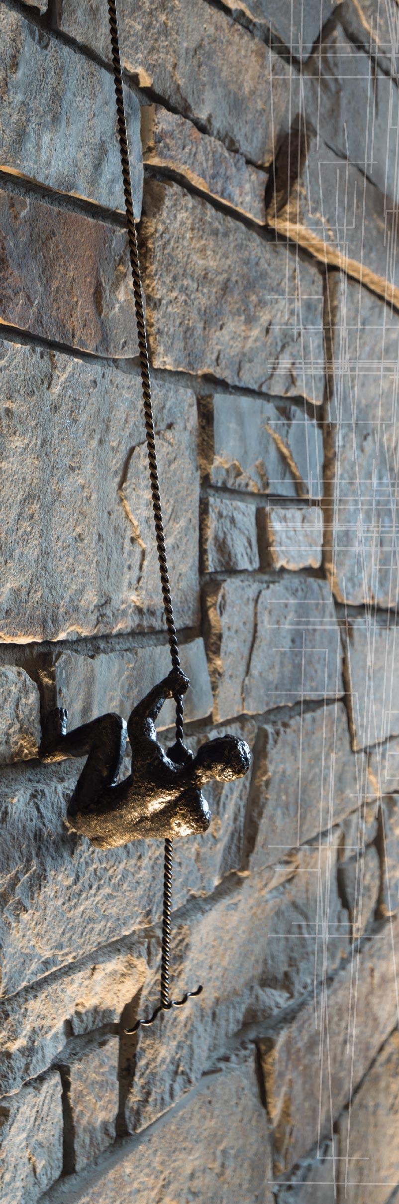 Virtual Reality and the Architect- Jackson Hole Rock Wall
