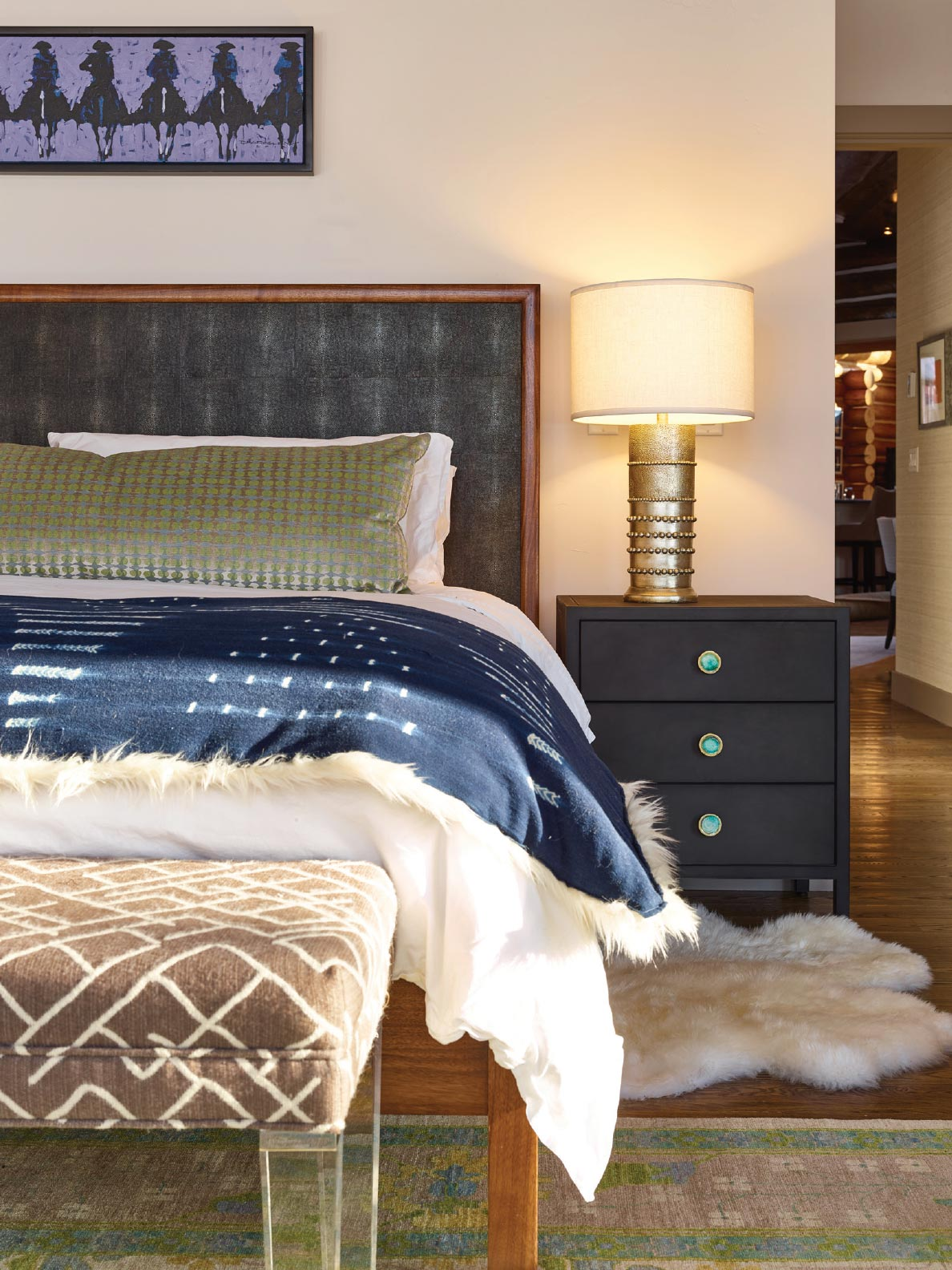 Furnish Your Dreams- Jackson Hole Bed