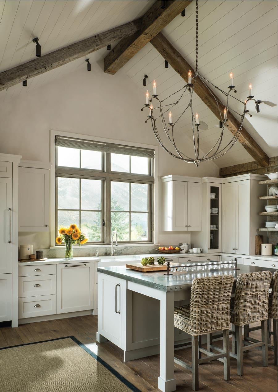 Relatively Speaking- Sun Valley Kitchen 2