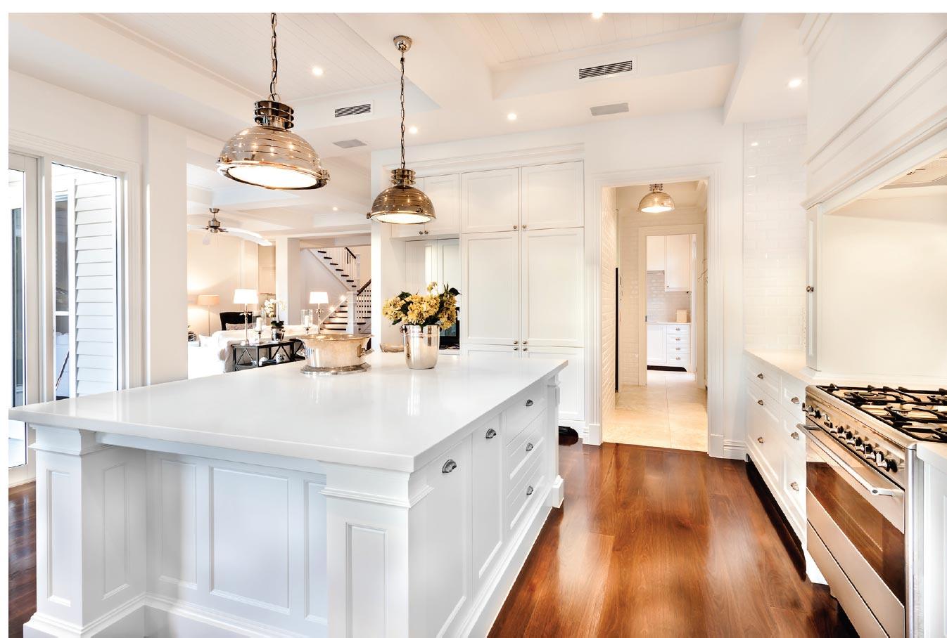 The Design Studio- Sun Valley Kitchen