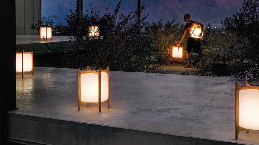The Open Room- Sun Valley Lanterns