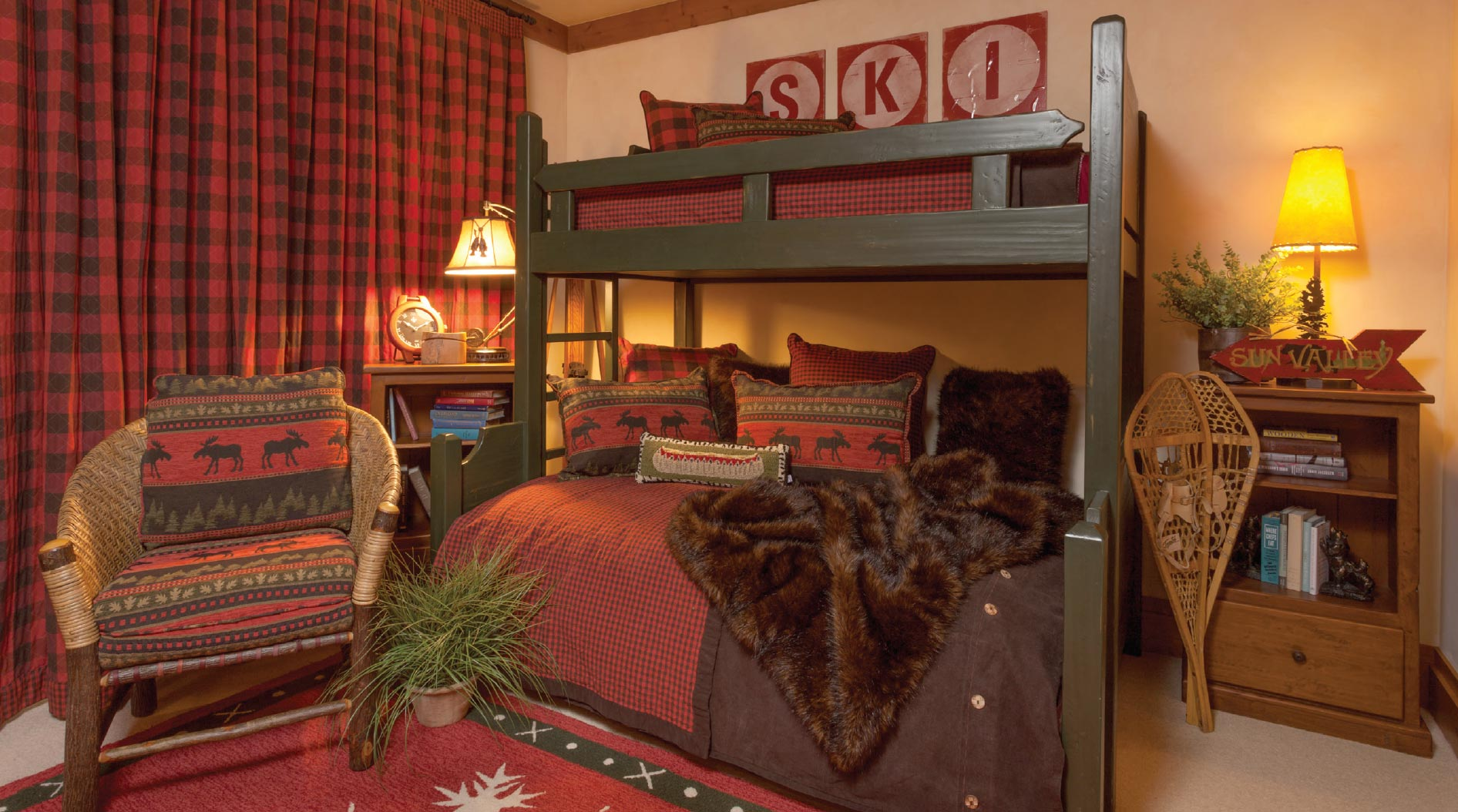 Topnotch Fine Furniture & Interior Design- Sun Valley Bedroom