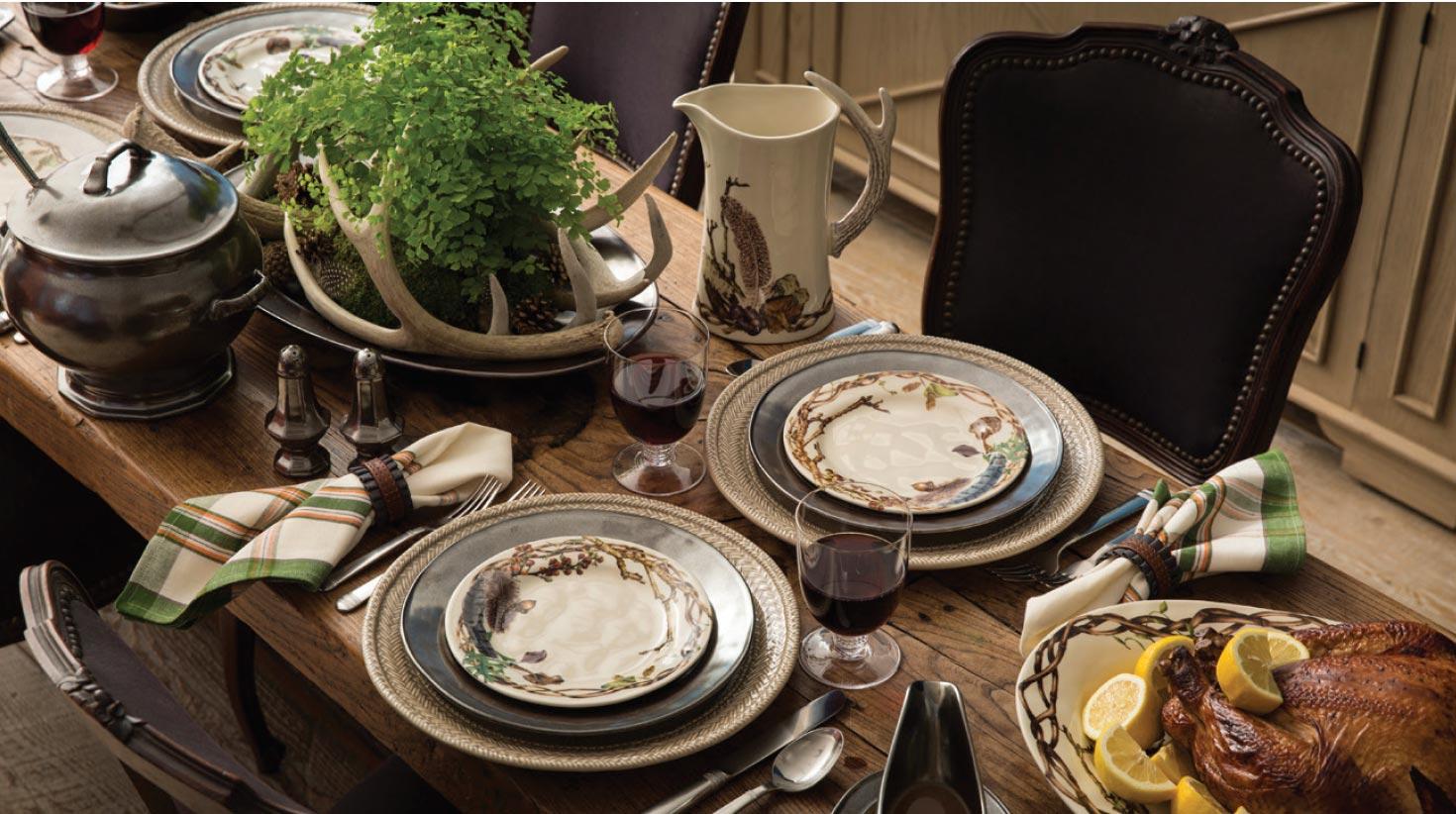 Topnotch Fine Furniture & Interior Design- Sun Valley Table