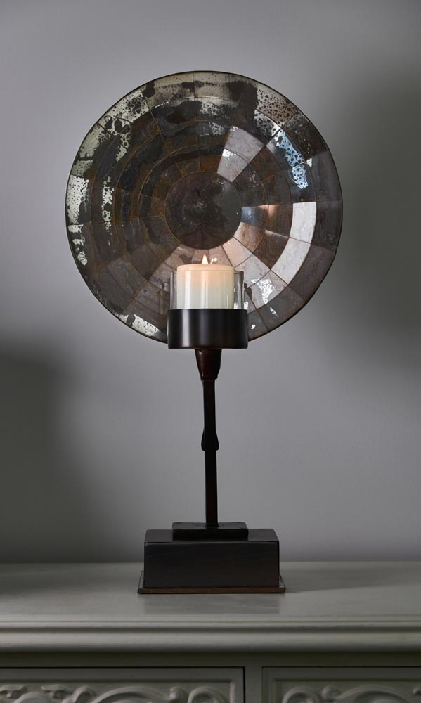 FINDING SUN VALLEY'S HOTTEST MIRRORS OF THE SEASON- Moonshine Candelabra