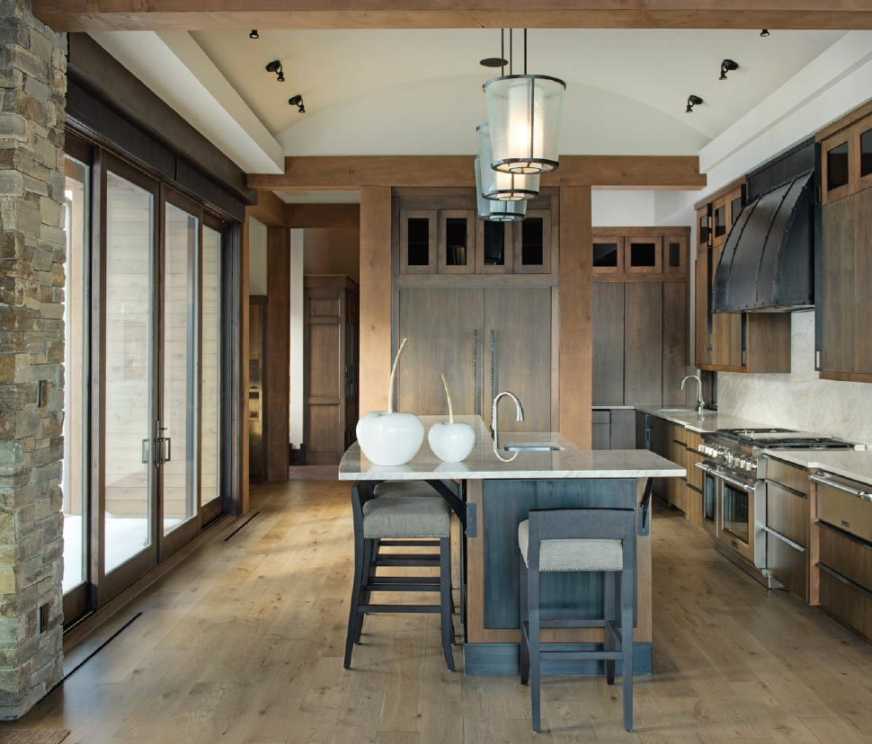 Furnish Your Dreams- Bozeman-Big Sky Kitchen