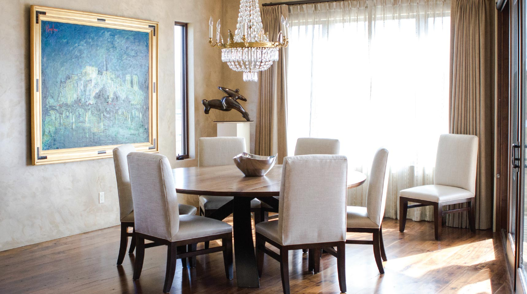 Furnish Your Dreams- Bozeman-Big Sky Dining Table