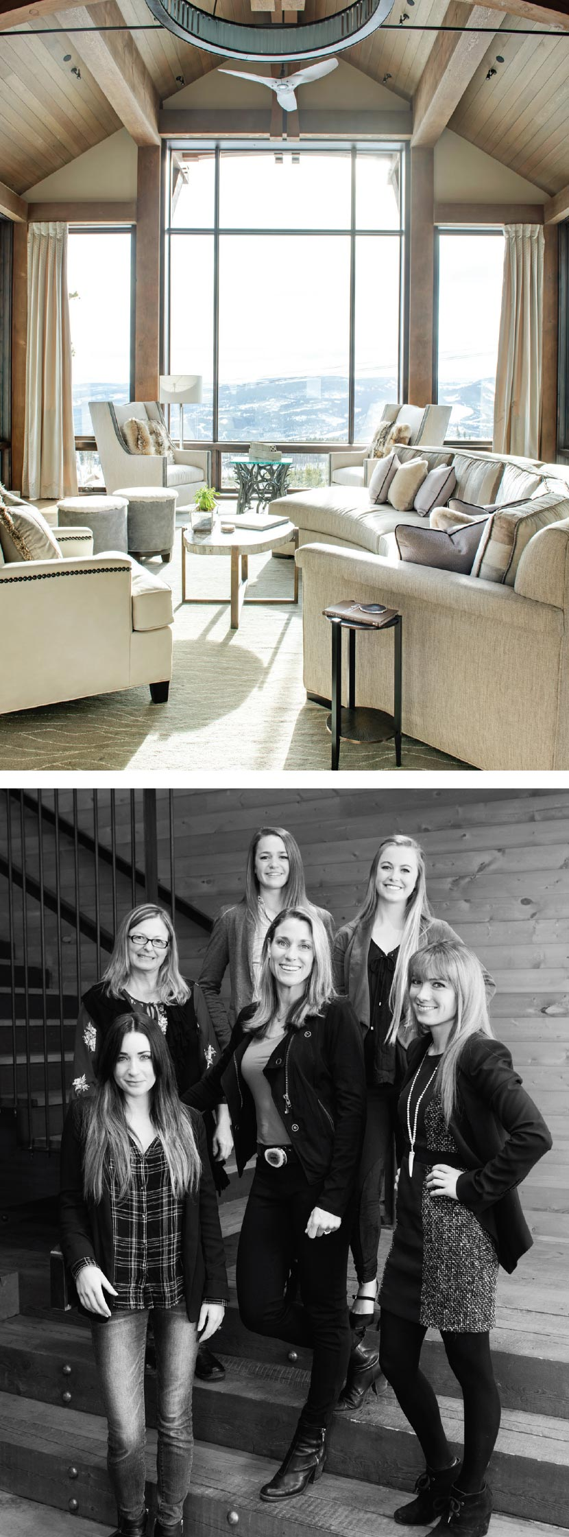 Furnish Your Dreams- Bozeman-Big Sky Living Room
