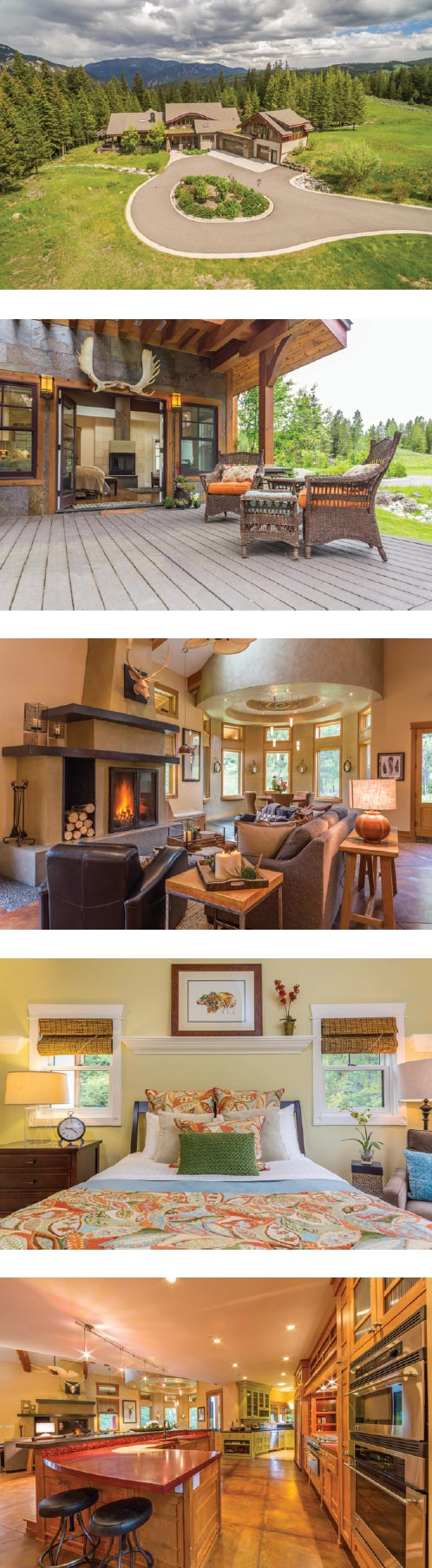 Real Estate Round Table- Bozeman-Big Sky Home Photos