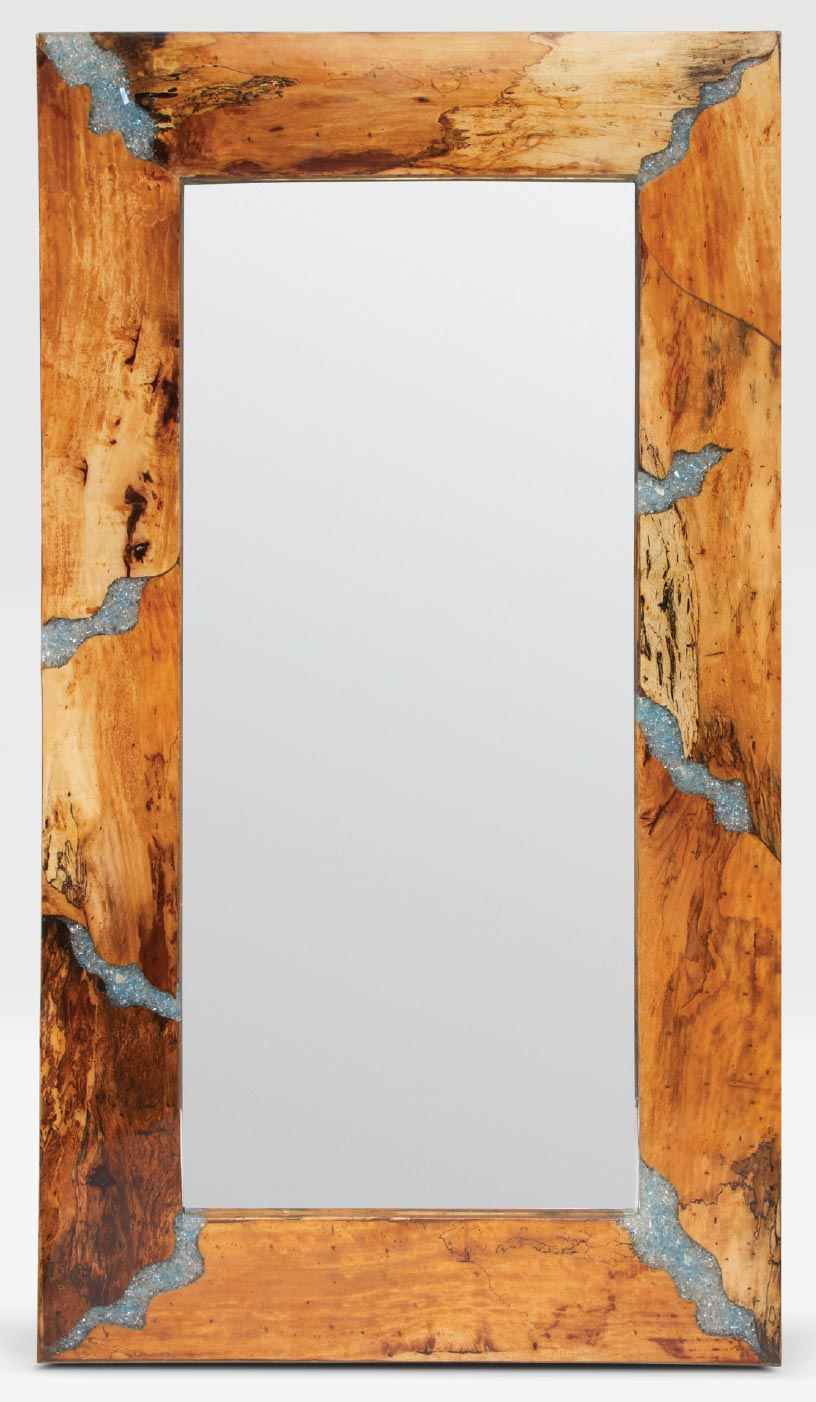 FINDING FLATHEAD VALLEY'S HOTTEST MIRRORS OF THE SEASON- Flathead Valley Olander Mirror