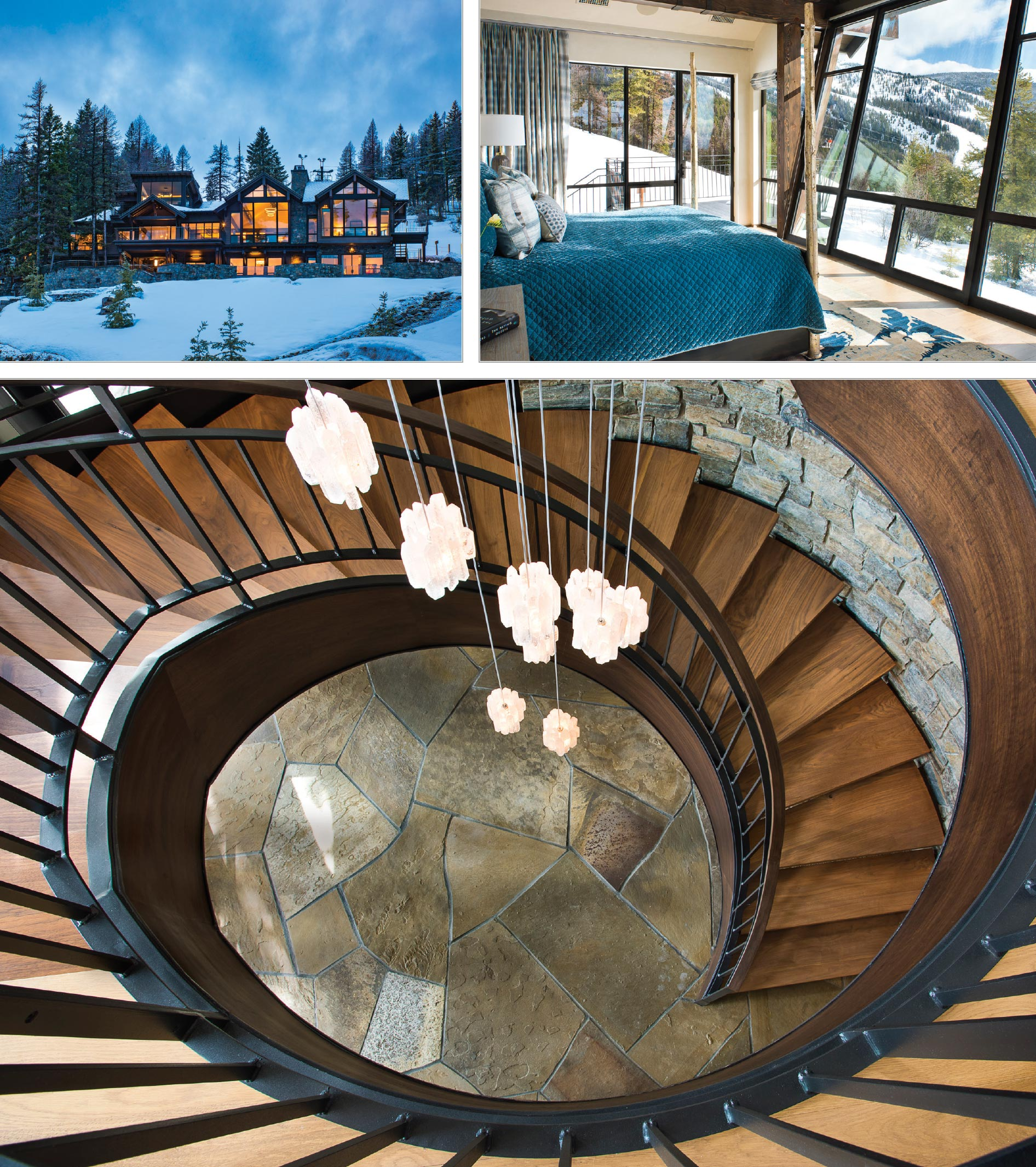 The Mark of Craftsmanship- Flathead Valley Staircase