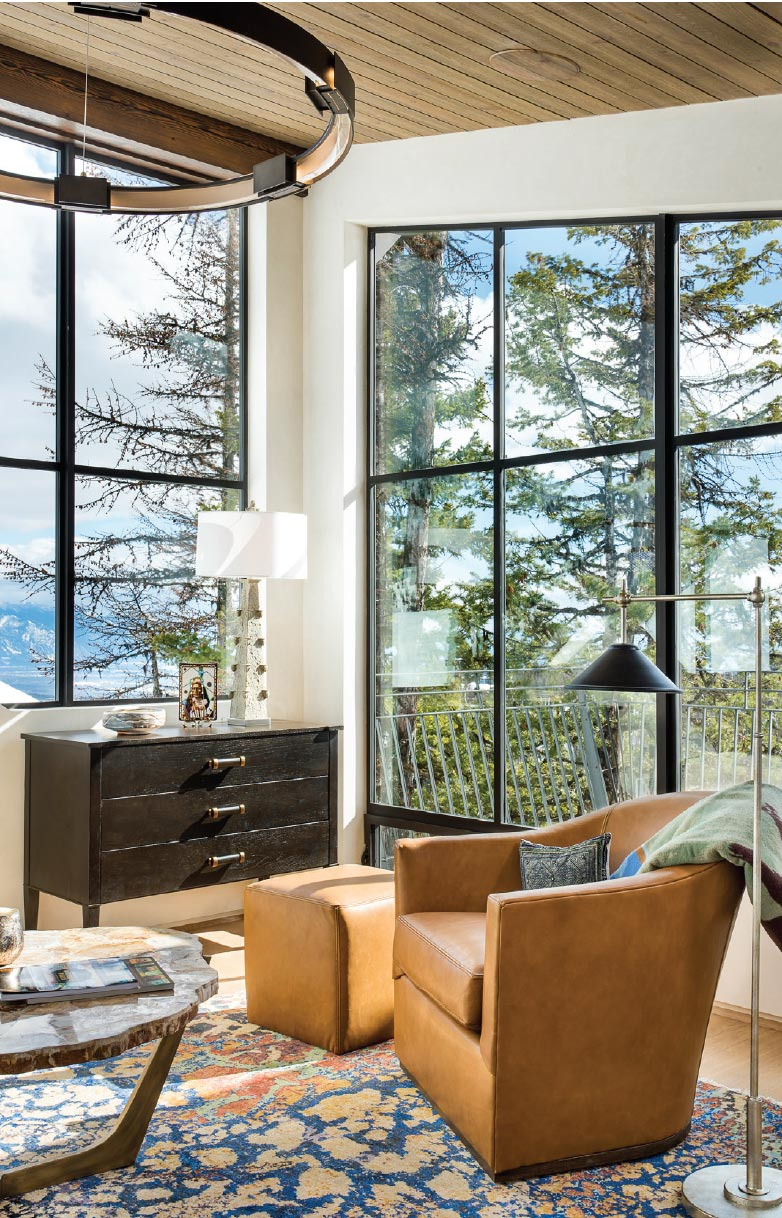 The Mark of Craftsmanship- Flathead Valley Big Mountain Getaway
