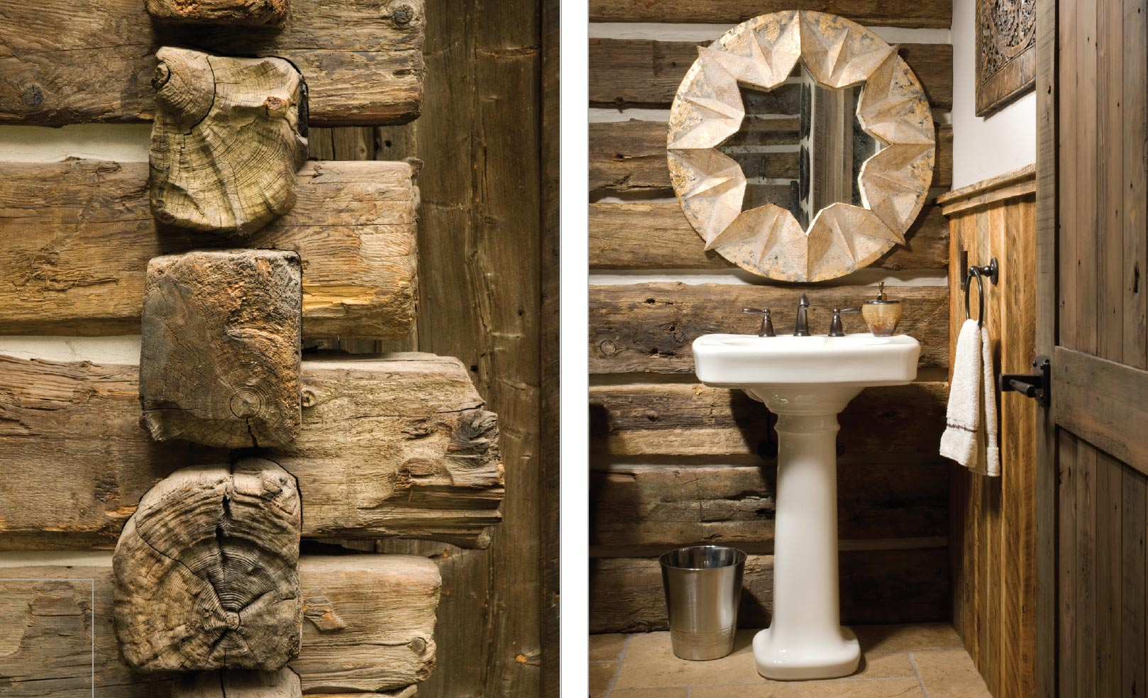 The Mark of Craftsmanship- Flathead Valley Bathroom