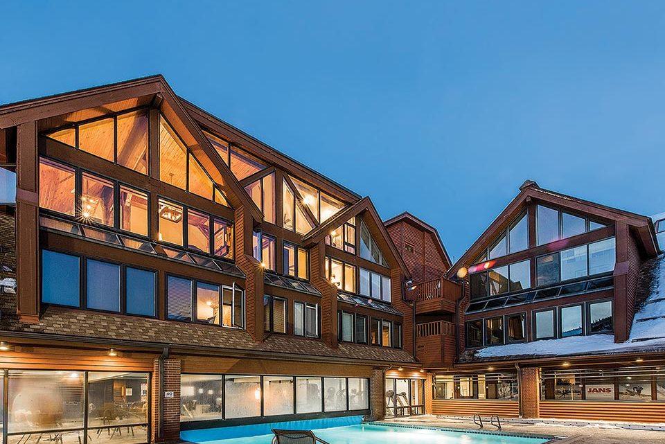 A Closer look at All Seasons Resort Lodging- Park City