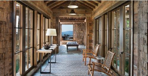 ARCHITECTS ROUND TABLE- Bozeman-Big Sky Hallway