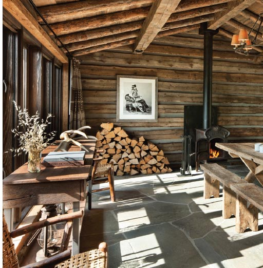ARCHITECTS ROUND TABLE- Bozeman-Big Sky Cabin