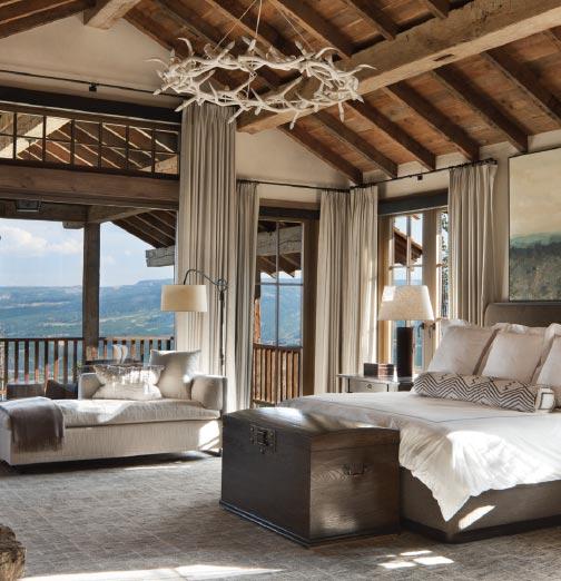 ARCHITECTS ROUND TABLE- Bozeman-Big Sky Bedroom