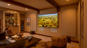 AUDIO INNOVATIONS: THE ALLURE OF THE BIG SCREEN- Audio Innovations