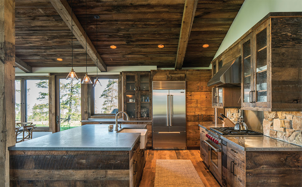 Feeding the Soul- Sun Valley Five Star Kitchen and Bath