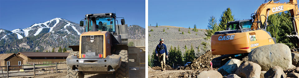 Shop Talk- Sun Valley Burke's Excavation 2