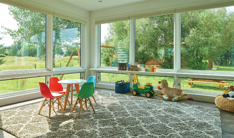 The Family First- Jackson Hole Play Room