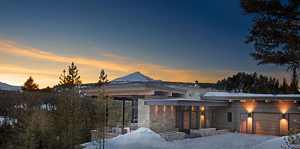 The Millennium- Bozeman-Big Sky Teton Heritage Builders
