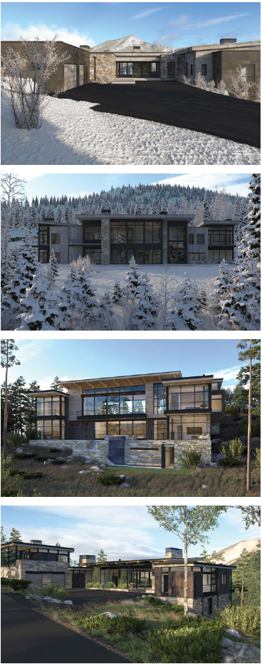 Innovators and Innovations- Flathead Valley House Exteriors