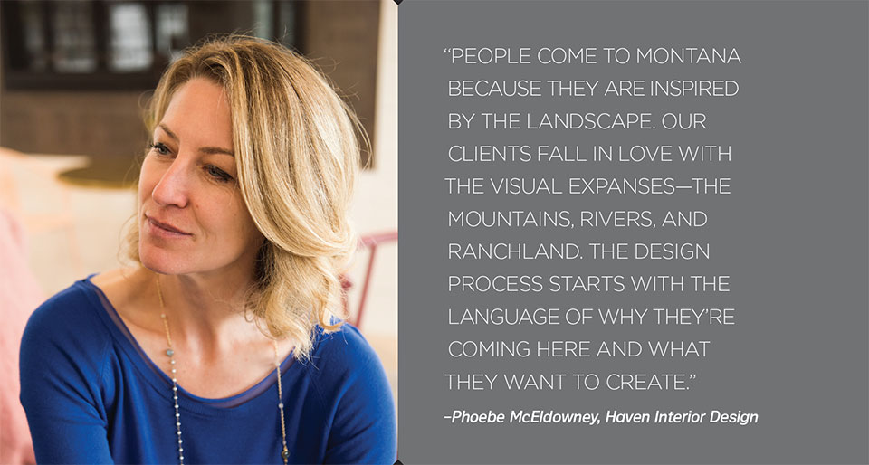 Interior Design Round Table- Bozeman-Big Sky Phoebe McEldowney
