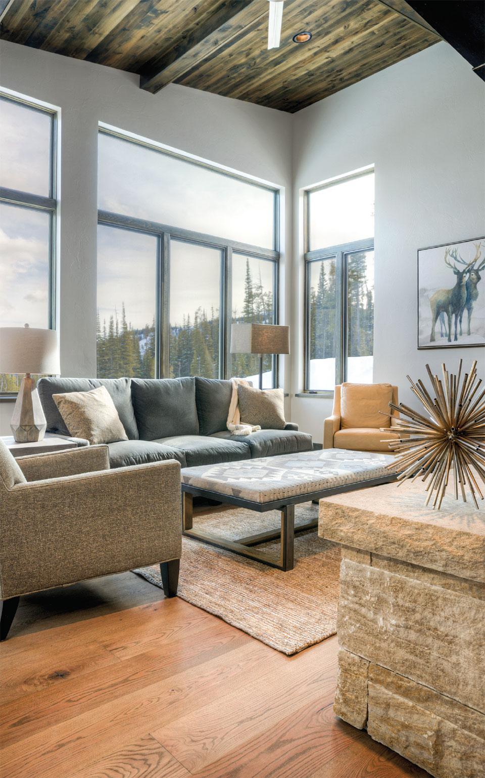 Interior Design Round Table- Bozeman-Big Sky Design