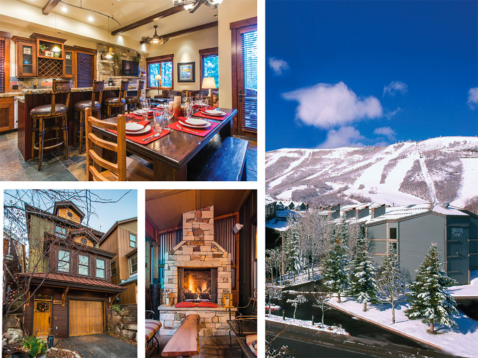 A Closer Look at All Seasons Resort Lodging- Park City Slopes, Kitchen and Entry