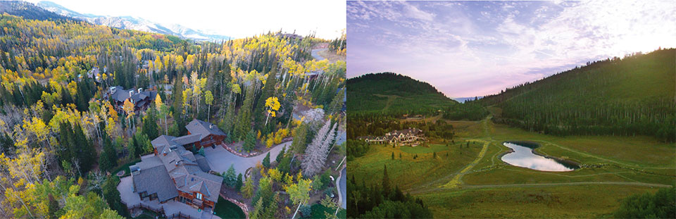 The Colony at White Pine Canyon- Park City Golf and Houses