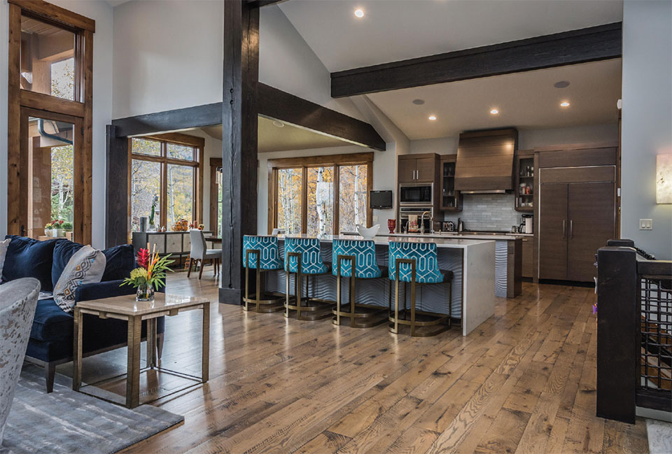 Remodelers Getting the Job Done- Park City Kitchen