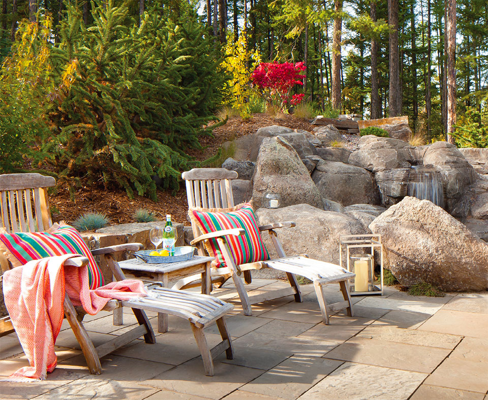 What are You Doing Outside?- Flathead Valley Deck Chairs