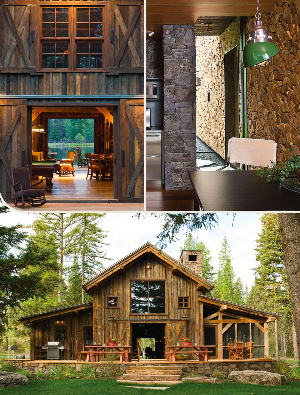 Celebrating 25 Years with Bigfork Builders- Flathead Valley Barn