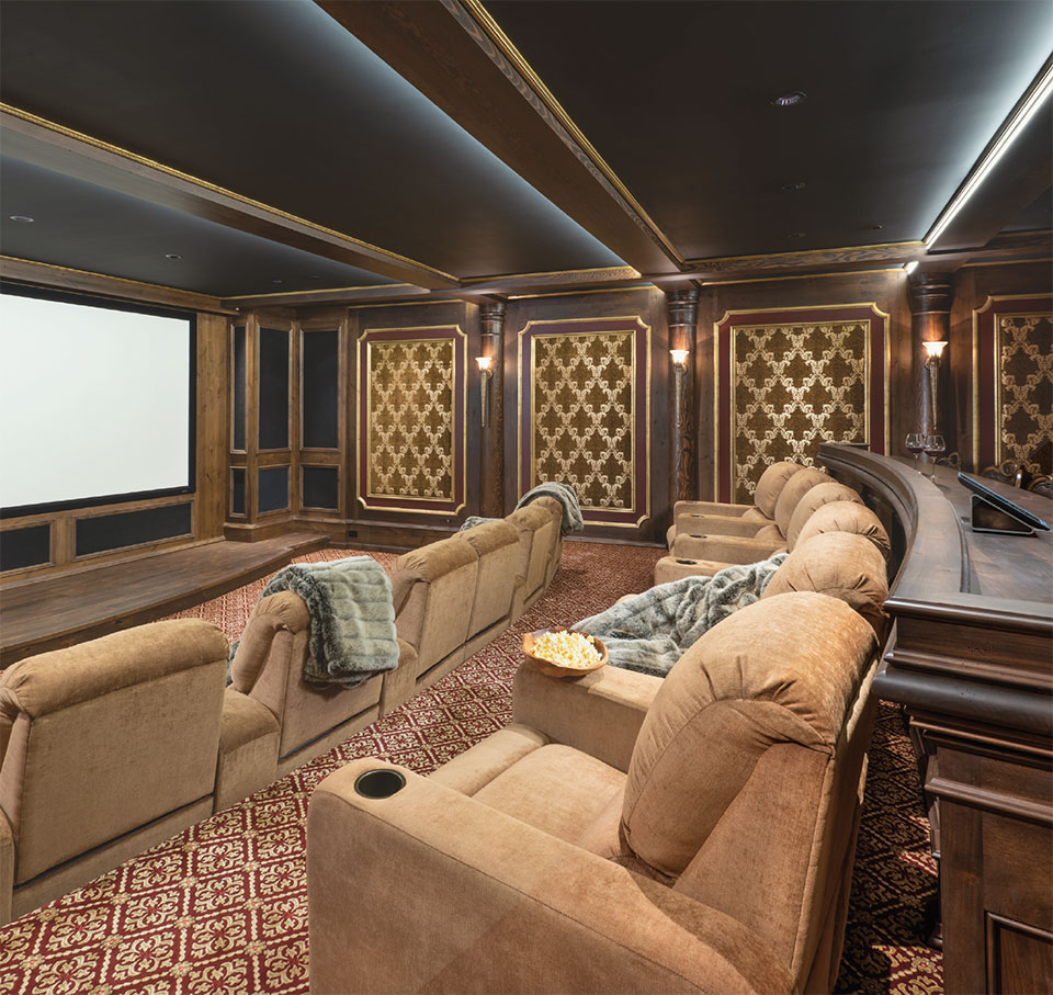 Innovators and Innovations- Flathead Valley Home Theater