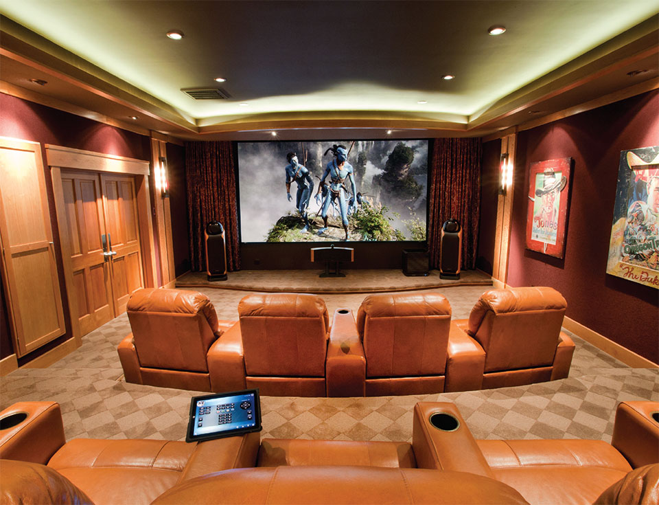 Innovators and Innovations- Flathead Valley Home Theater 2