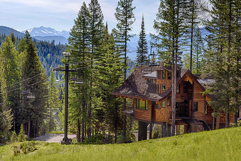 Snow Bear Chalets- Flathead Valley