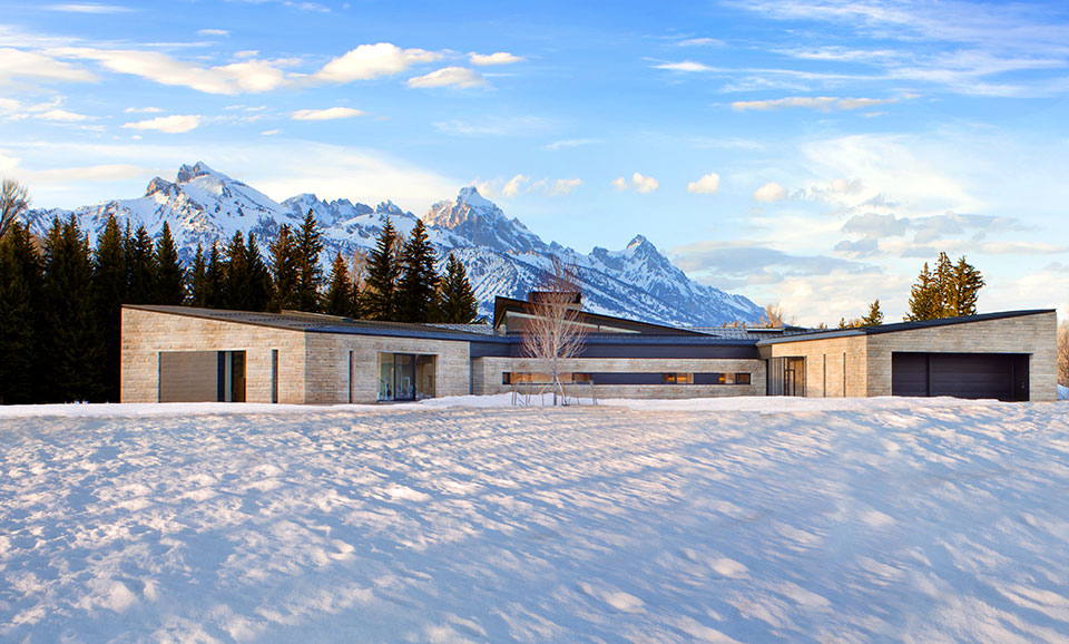 Delivering the Dream with Peak Builders Inc- Jackson Hole