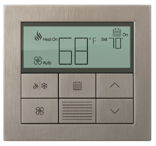 Designing For Comfort- Jackson Hole Thermostat
