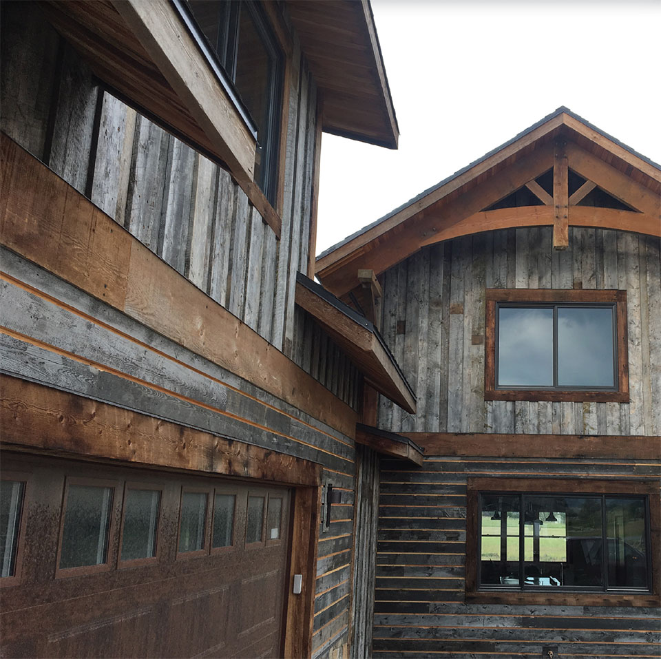Working with Wood in the Modern West- Jackson Hole Historic Woodworks