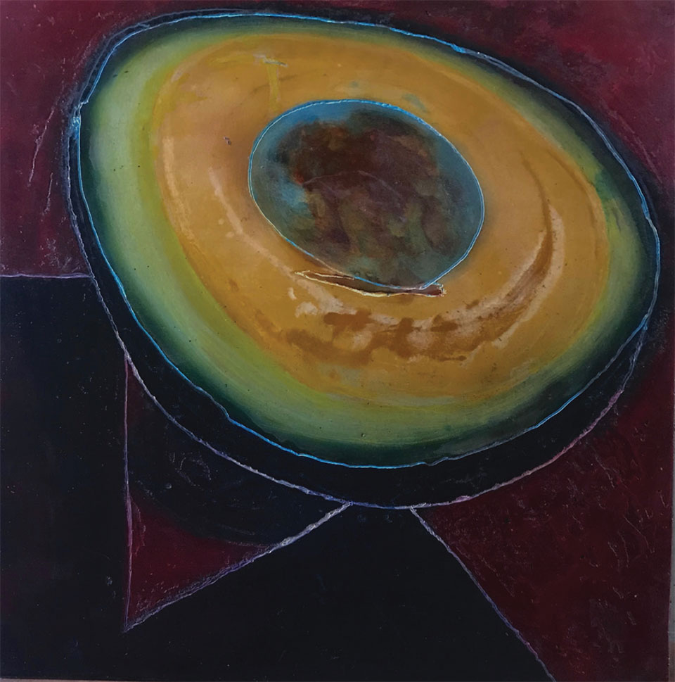 A Look At Fine Art- Sun Valley Avocado