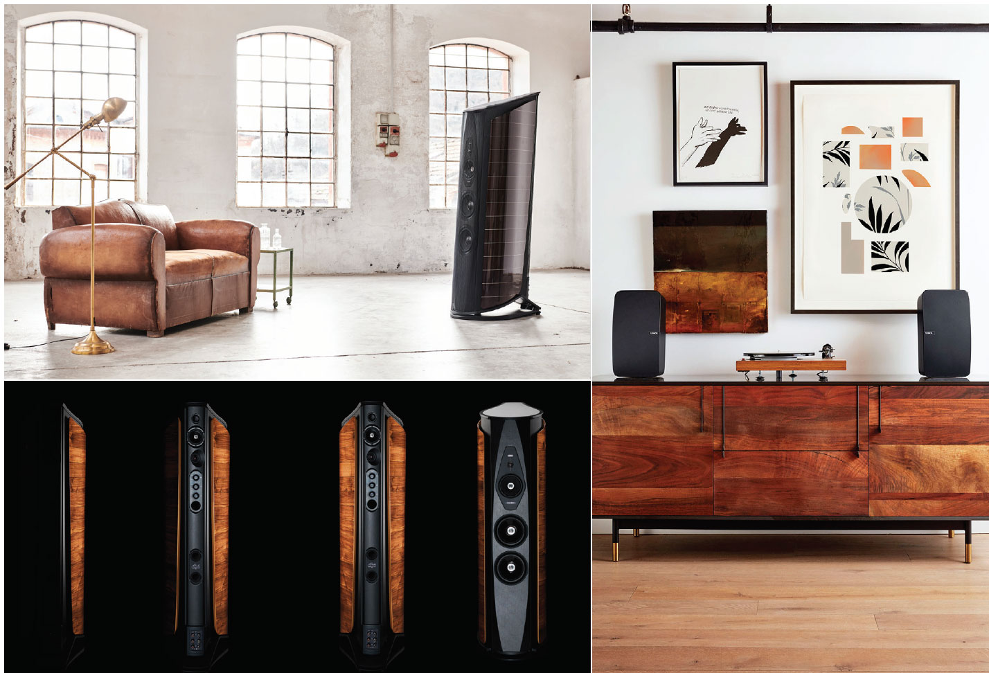 Audio Innovations- Sun Valley Speakers