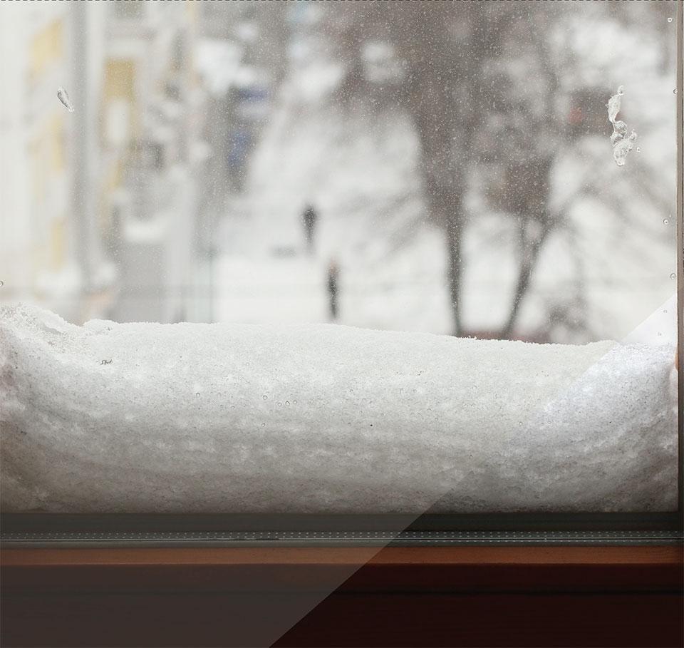 Innovators and Innovations- Sun Valley Window Snow