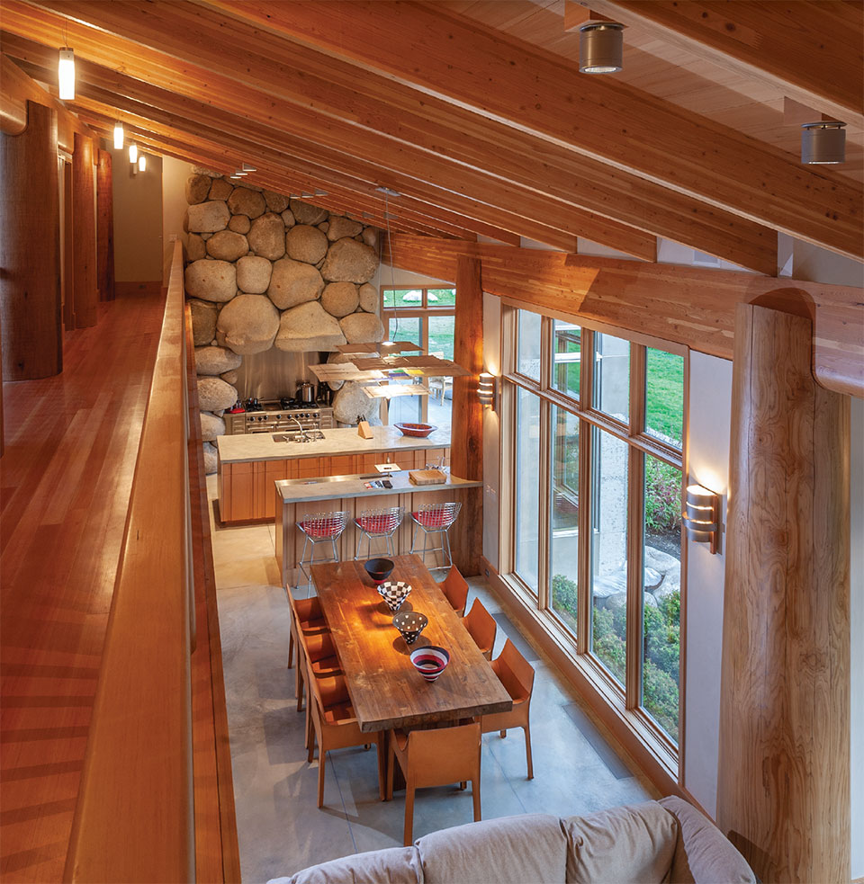 Working with Wood in the Modern West- Sun Valley Conrad Brothers