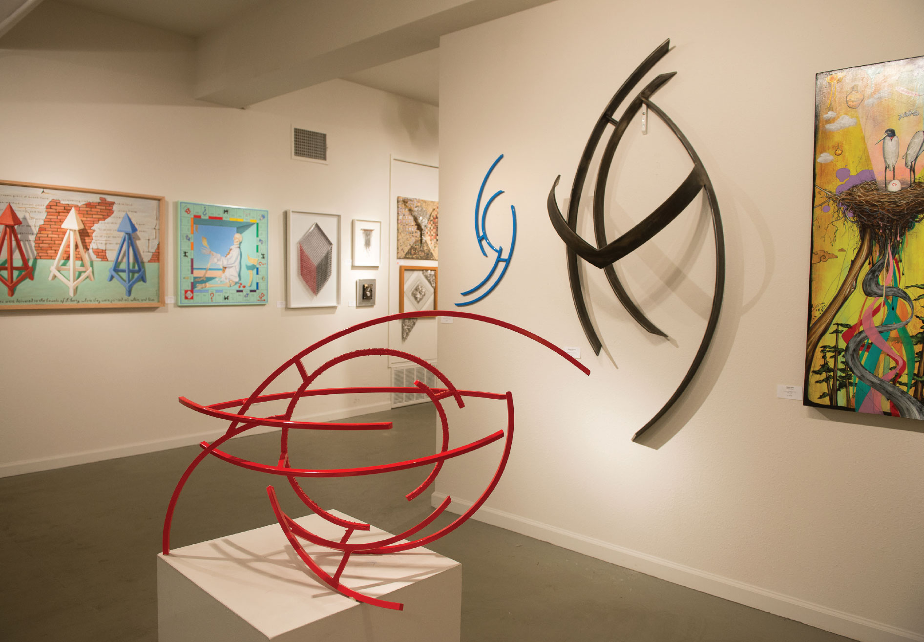 Art in Bend- Bend