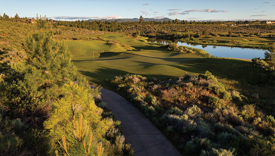 Living Your Dream- Bend Golf Course