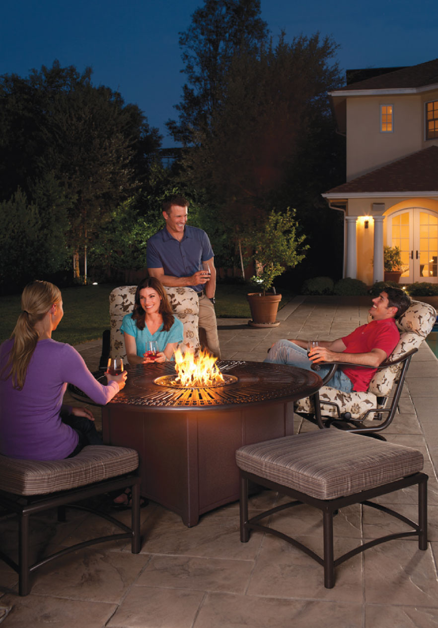 Your Other Room is Waiting Outside- Bend Fire Pit